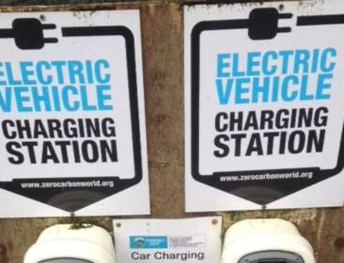 Could your premises host an electric vehicle charge point?