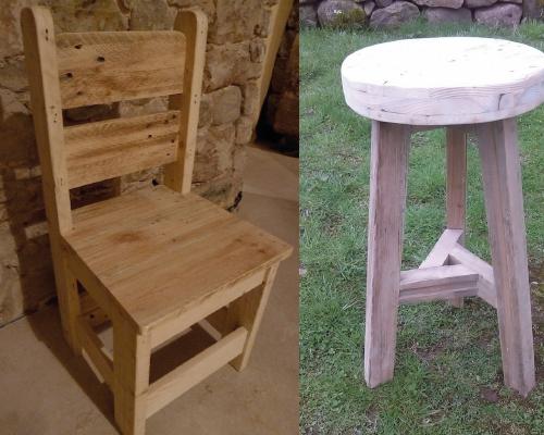 Making Pallet Furniture