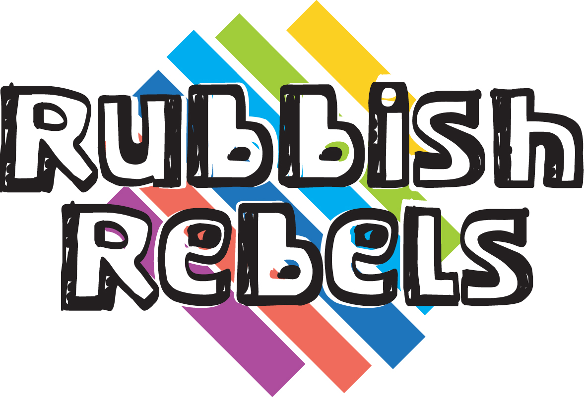 Rubbish Rebels logo CAfS