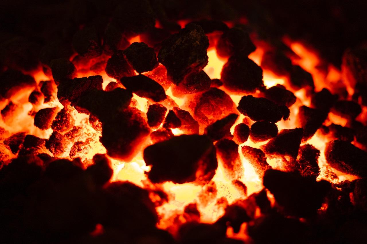 Photo by Glowing coal embers - Juan Encalada on Unsplash
