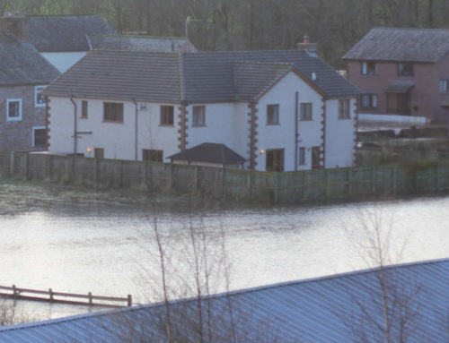 CAfS response to Environment Agency flood adaptation warning