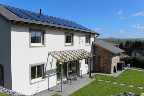 Open home: Certified Passivhaus with ultra-low energy use - 2pm