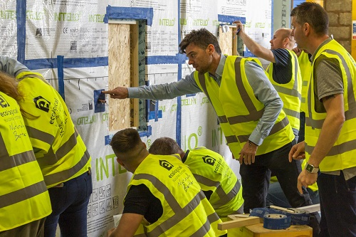 Practical airtightness for contractors