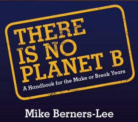 Your carbon footprint & how to cut it: Talk by Mike Berners-Lee