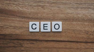 CEO graphic