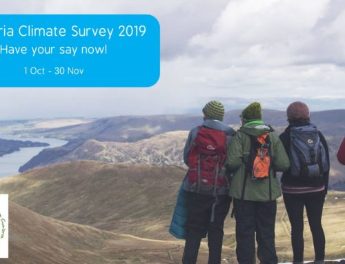 Cumbrians asked for views on climate change in county's first survey