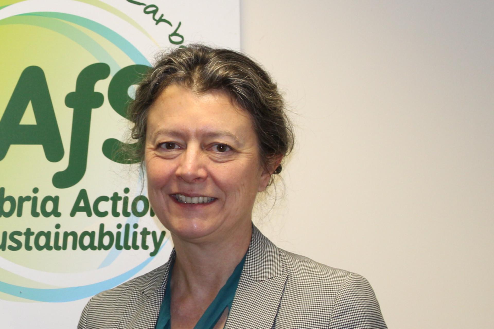 CAfS CEO Karen Mitchell