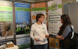 Emma from CAfS passes on advice about making buildings more resilient