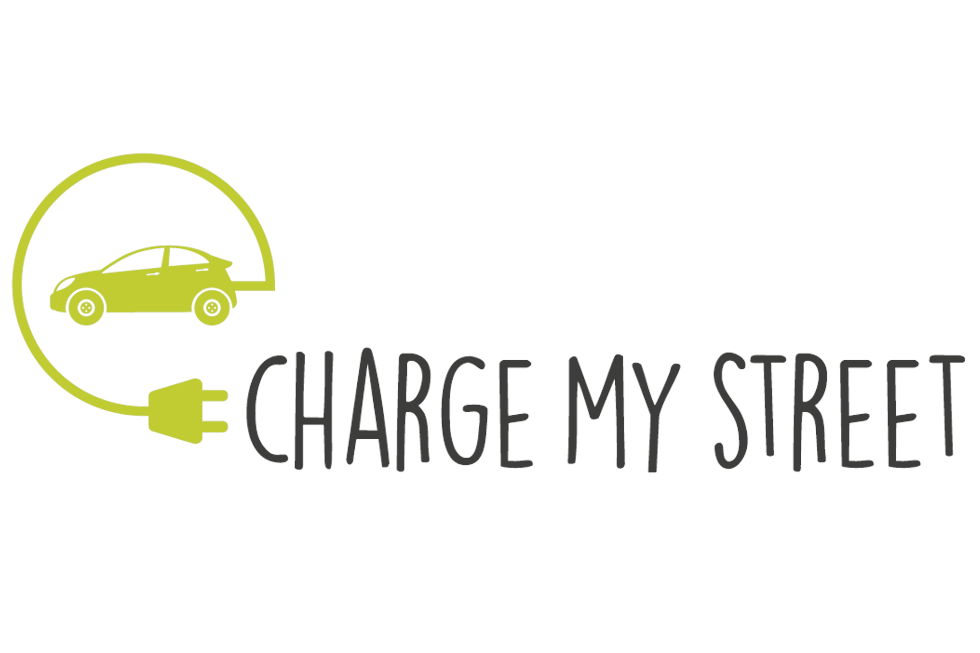 Charge My street logo