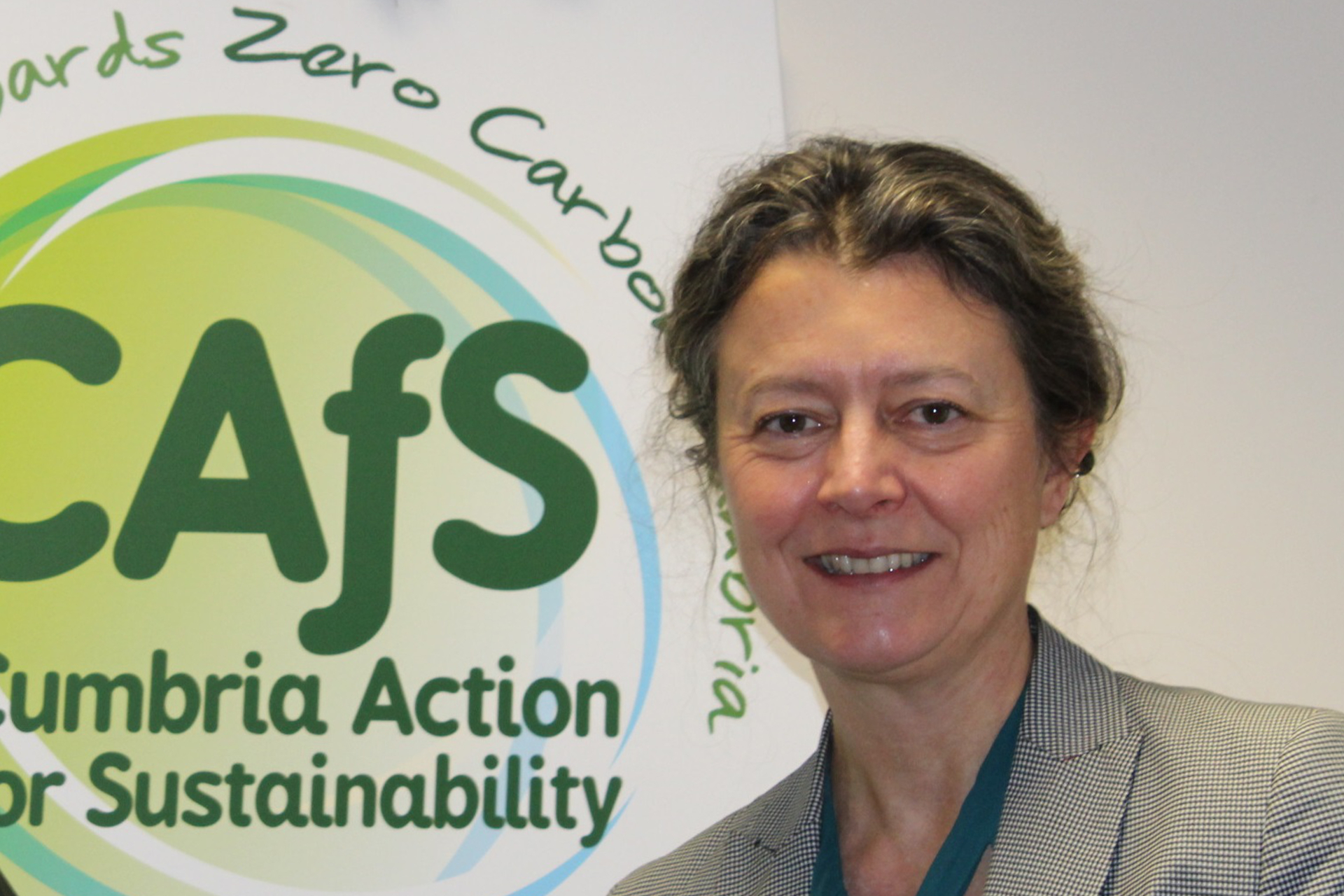 Karen Mitchell, chief executive of CAfS