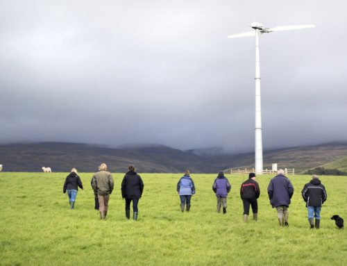 Cumbrians' concern about climate revealed in CAfS survey