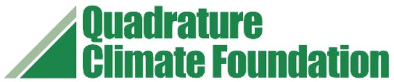 Logo of Quadrature Climate Foundation