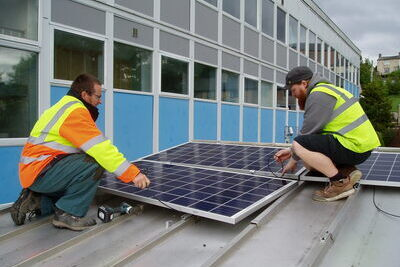 Solar Made Easy in the Lakes